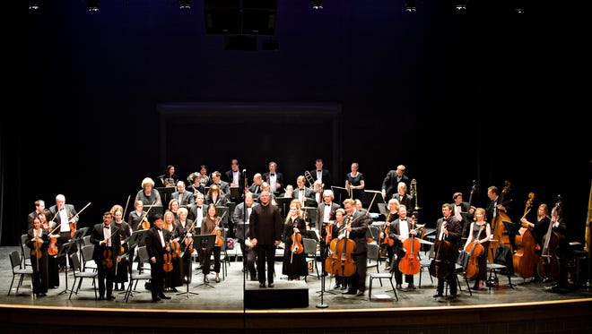 The Bay Atlantic Symphony performs Vivaldi and Copland on Sunday, Jan. 22.