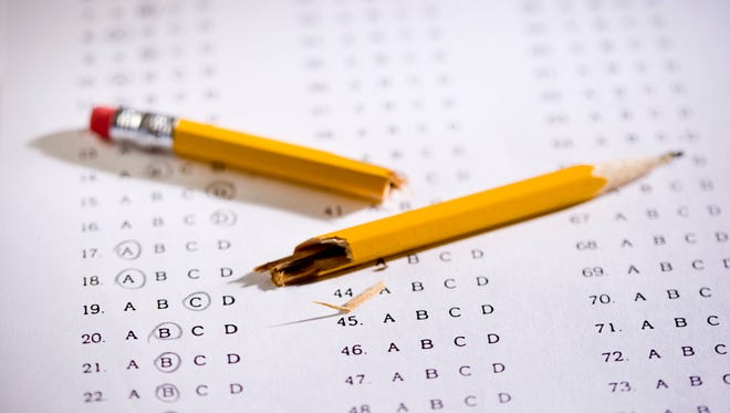 Test anxiety is a type of performance anxiety in whichstudents are so overwhelmed by the material that they are unable to perform when it comes time to take the test.