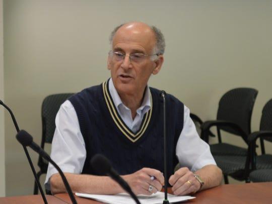 Greenburgh Supervisor Paul Feiner wondered if Astorino's