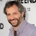 """WESTWOOD, CA - JUNE 03:  Judd Apatow appears on the latest episode of the photography web series """"Capture."""""""