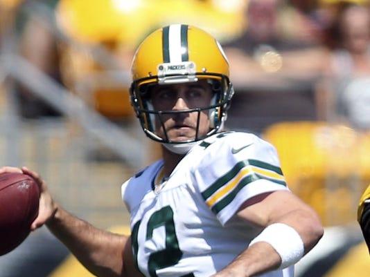 NFL: Preseason-Green Bay Packers at Pittsburgh Steelers