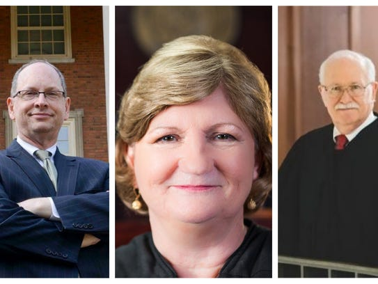 Candidates for Alabama Supreme Court Chief Justice,