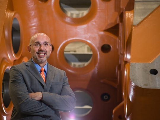 Nick Rigas, former head of Clemson University's Restoration Institute in Charleston, has been tapped to lead the International Center for Automotive Research in Greenville.