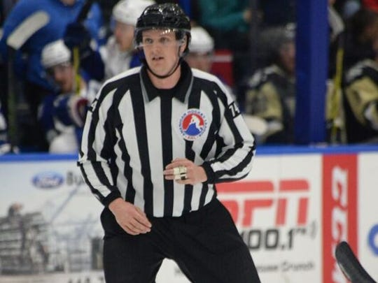 A 2005 graduate of Greece Arcadia, Brian Oliver played hockey in high school and began officiating full-time as a linesman in 2006-07 in the United States Hockey League.