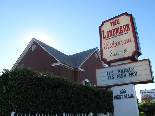 7. Iconic restaurants close