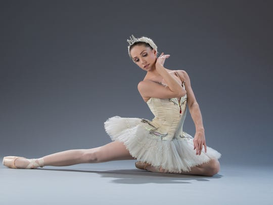 Jillian Barrell will be dancing her first Odette (and evil counterpart Odile) in Ballet Arizona's season opener.