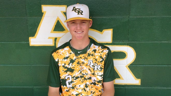 Reynolds junior Josh Dotson has committed to play college baseball for the University of North Carolina.