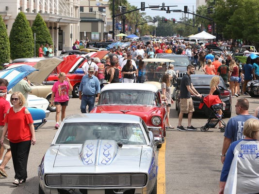 Texas couple killed during Mississippi Coast car show