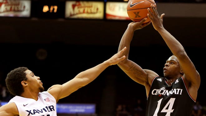 ESPN aired the UC-Xavier Crosstown Classic on Dec. 14.