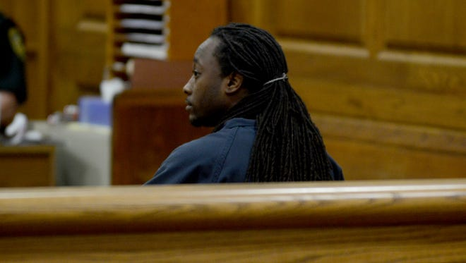Urshawn Miller appeared in court on a status hearing to set his trial date. Miller is charged in the killing of Ahmad Dhalai at Bull Market gas station on Hollywood in 2015. Prosecutors are seeking the death penalty.