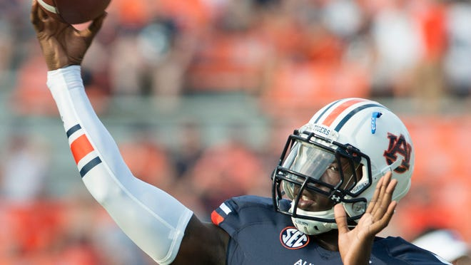 The bigger role Jeremy Johnson will play in Auburn's offense this season is still unclear.