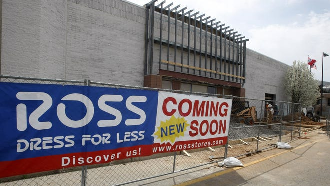 A Ross Dress for Less store in planned for the One Bellevue Place development on the site of former Bellevue Center mall.