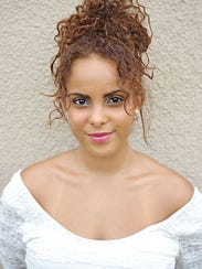 Singer Jasmine Maslanova Brown is a guest artist for