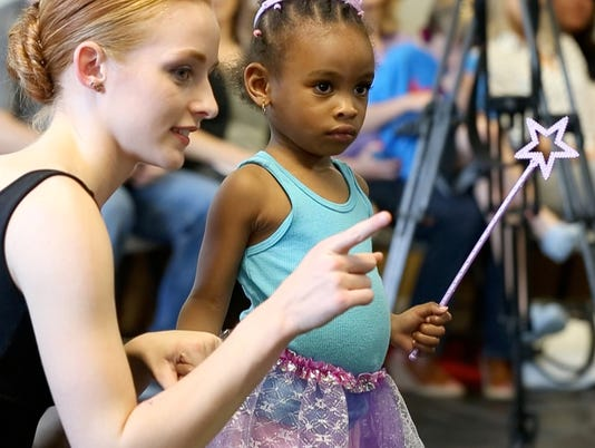 This ballet company helps kids at homeless shelters share a love for dance