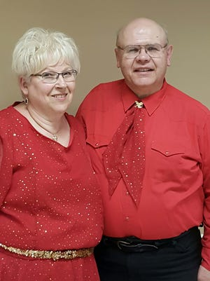 """Janell and Ron Mueller will serve as """"ring masters"""" of the Wisconsin Square and Round Dance Convention from Aug. 7 to 9, at Horace Mann High School."""