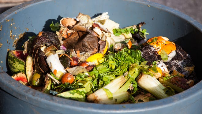 More than 30 percent of the U.S. food supply ends up going to waste, according to the Department of Agriculture.