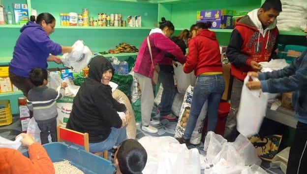 Siguiendo Los Pasos de Jesus is a nonprofit organization that helps the needy in Juárez.