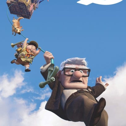 "Catch Disney-Pixar's ""Up'' on July 30 in Independence"