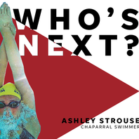 Who's Next: Chaparral swimmer Ashley Strouse