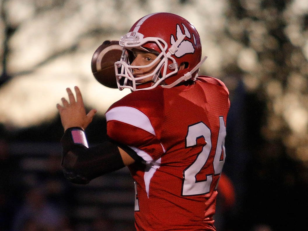 Nick Putnam and Laingsburg are in the playoffs for the first time in four years.