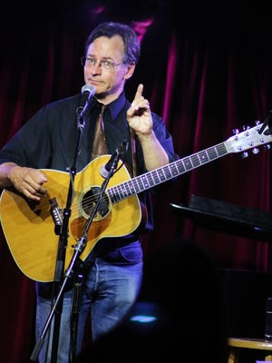 "Satirical songwriter Roy Zimmerman brings his ""This Machine"" concert to Salem on Feb. 13."