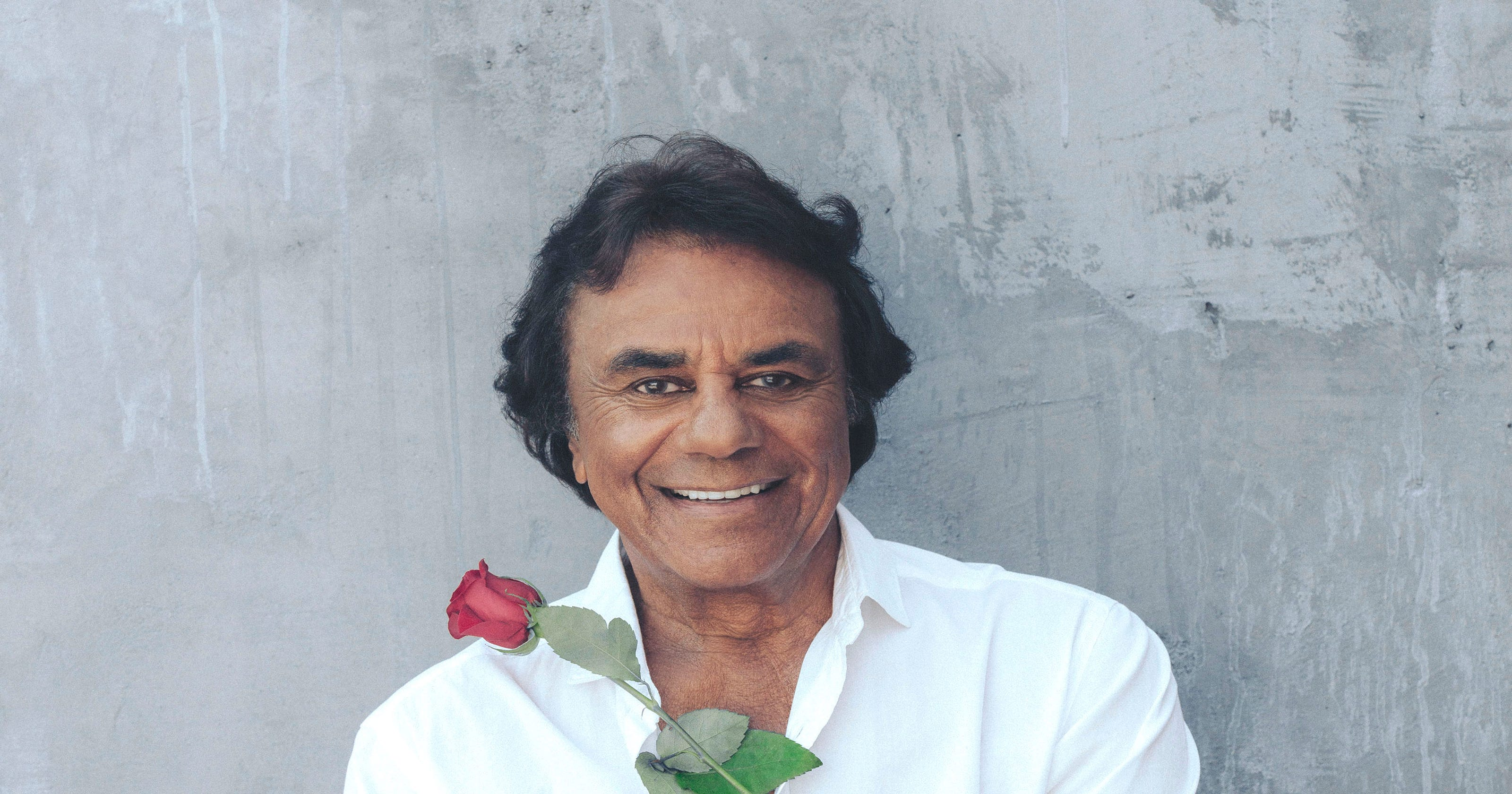 Johnny Mathis to play Civic Center on Mother\'s Day