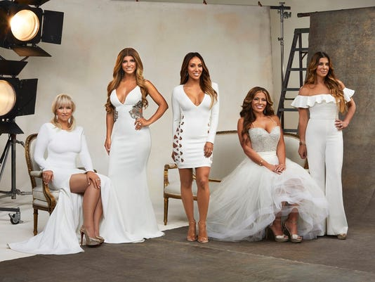 The Real Housewives of New Jersey - Season 8