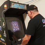 A retro gaming night will be held on Saturday at Melbourne Makerspace in Melbourne.