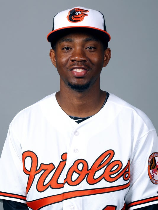 2015 Baltimore Orioles Photo Day