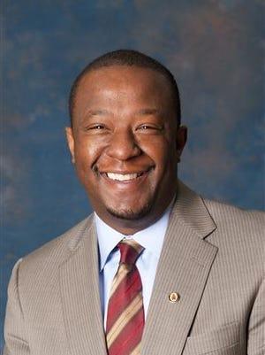 Princeton Superintendent Thomas Tucker