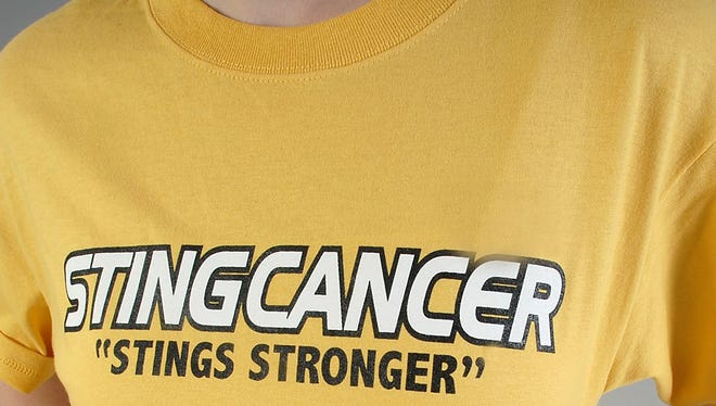 Green Bay Preble High School's STINGCANCER organization will hold the first Stomp and Stroll fundraiser to honor cancer victims and survivors from 4-9 p.m. Sept. 24 at the school's Gauthier Family Stadium.