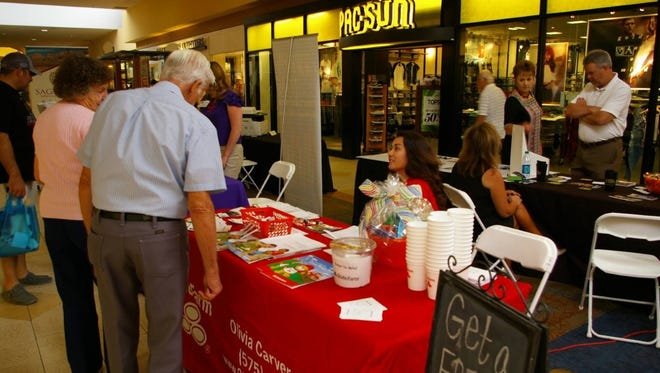 The Greater Las Cruces Chamber of Commerce 2016 Business Showcase will be held Oct. 6 at Mesilla Valley Mall.
