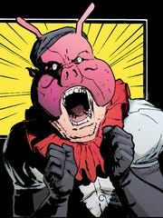 Professor Pyg made his debut in comic books as a Batman