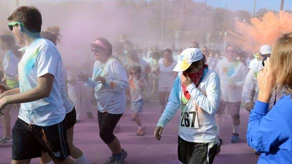 Color Run RAD 3