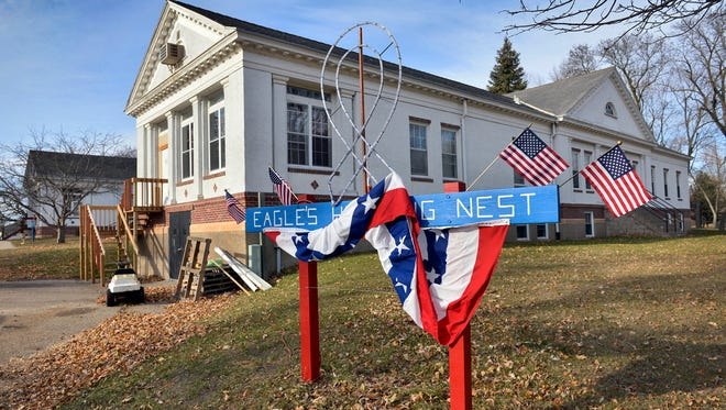 Times columnist Phyllis VanBuren highlights the Eagles Healing Nest in Sauk Centre.