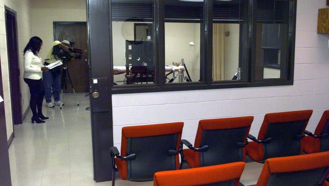 A new Tennessee law blocks the release of all information surrounding the procurement of pentobarbital, a drug some states have used for lethal injections. Several inmates have sued, arguing that they are entitled to know what will be used to kill them.