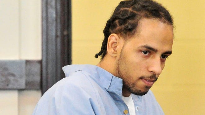 Christopher Lee Davis is accused of killing a man during a robbery in 2007.