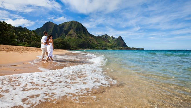 These 20 romantic destinations make for the ultimate anniversary or honeymoon getaway.
