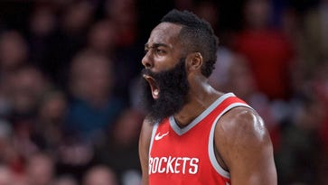 Is James Harden one of the best ever? Rockets coach Mike D'Antoni says so