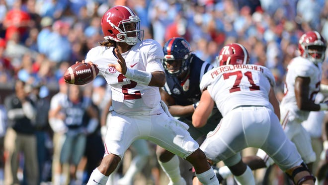 Jalen Hurts and Alabama are the strongest performing team in the strongest conference in the FBS, according to the College Football Conference Ranking numbers.
