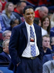 Monmouth coach King Rice, a Binghamton High grad, has seen his squad win eight of its last 10 games after a slow start to the season.