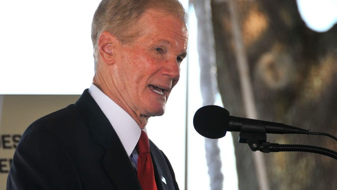 Sen. Bill Nelson, D-Orlando.