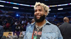 Odell Beckham Jr. danced to celebrate 11 million IG followers
