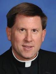 Bishop-elect the Very Rev. J. Mark Spalding