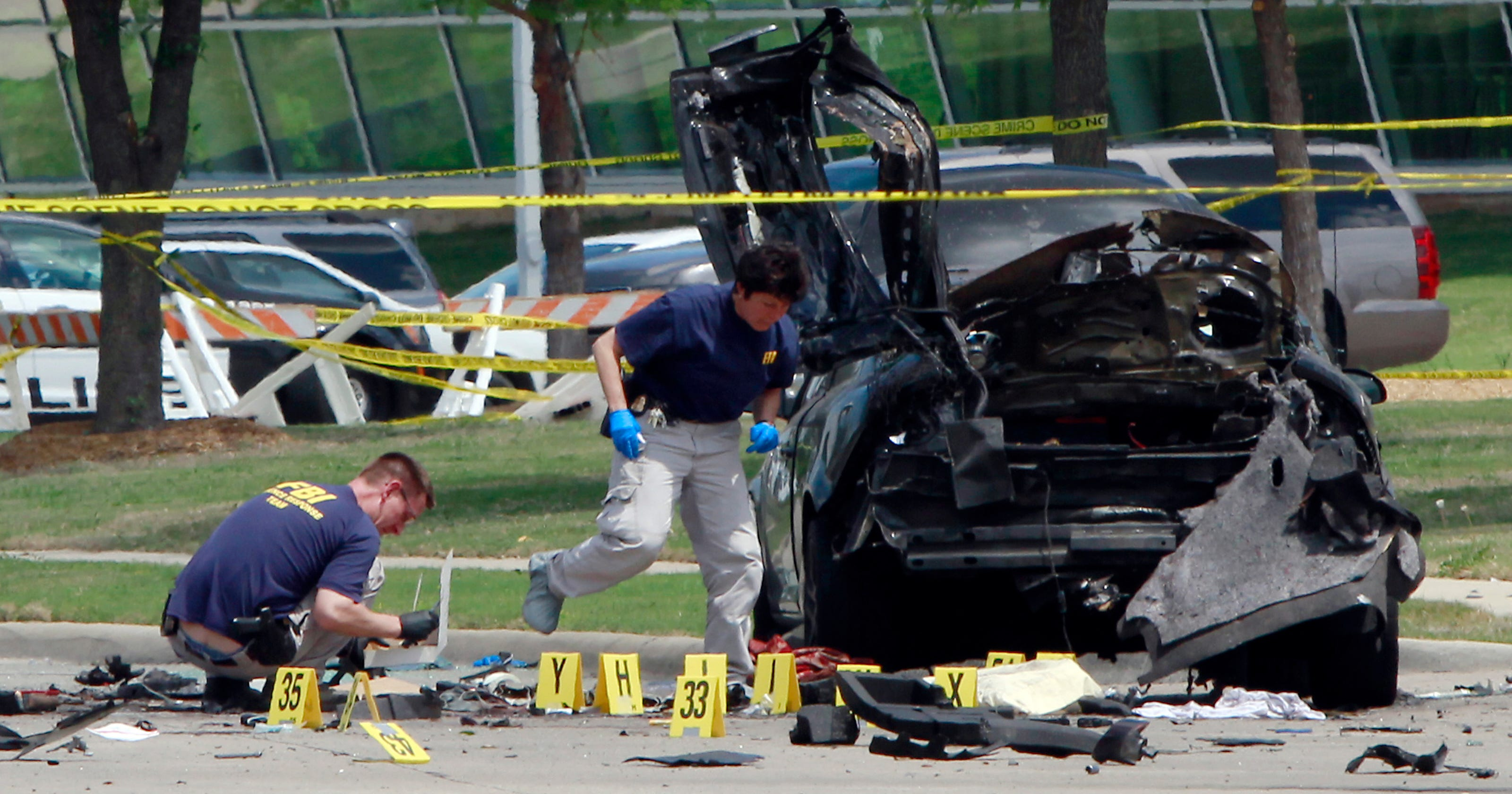 Records: Undercover FBI agent was at Garland, Texas, attack