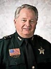 Sheriff Robert Crowder