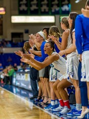 FGCU senior Mikala McGhee has played just three seasons and the Eagles have filed an appeal with the NCAA to get her for next season.