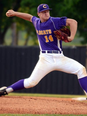 Pitcher Donny Everett from Clarksville could make his Vanderbilt debut on Tuesday night at Hawkins Field against MTSU.