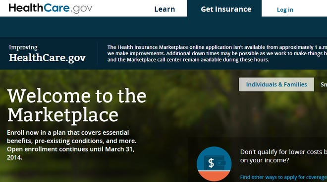The HealthCare.gov website had a rocky start.