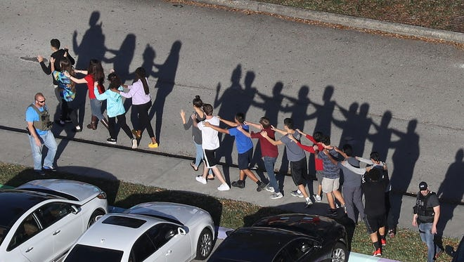 The Broward County Sheriff's Office has opened an internal investigation into how some of its deputies responded to the high school shooting in Florida after several media reports detailed that several deputies did not immediately go inside the building during the rampage.